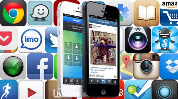 Apple назвала свои самые популярные приложения