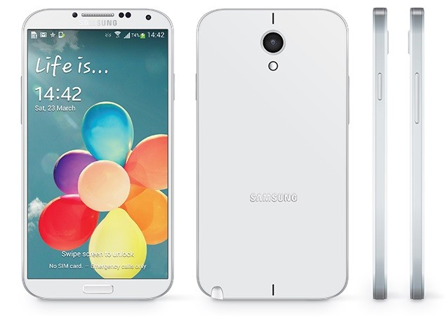 У Samsung Galaxy Note III будет 2 варианта процессора и мощная камера