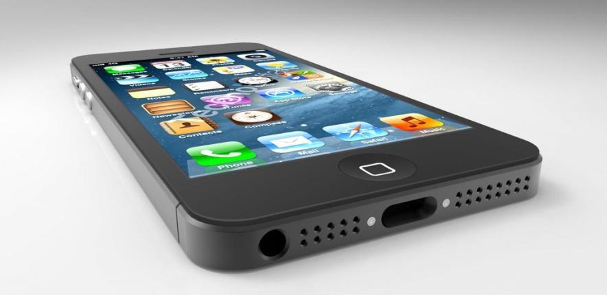 Apple iPhone 5S: новый дисплей, обновленный процессор и сканер отпечатков пальцев