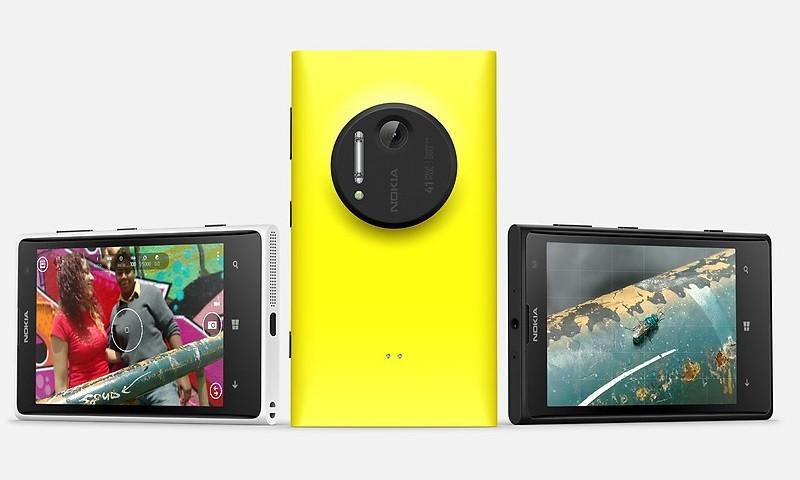 Nokia Lumia 1020 дошел к первым покупателям