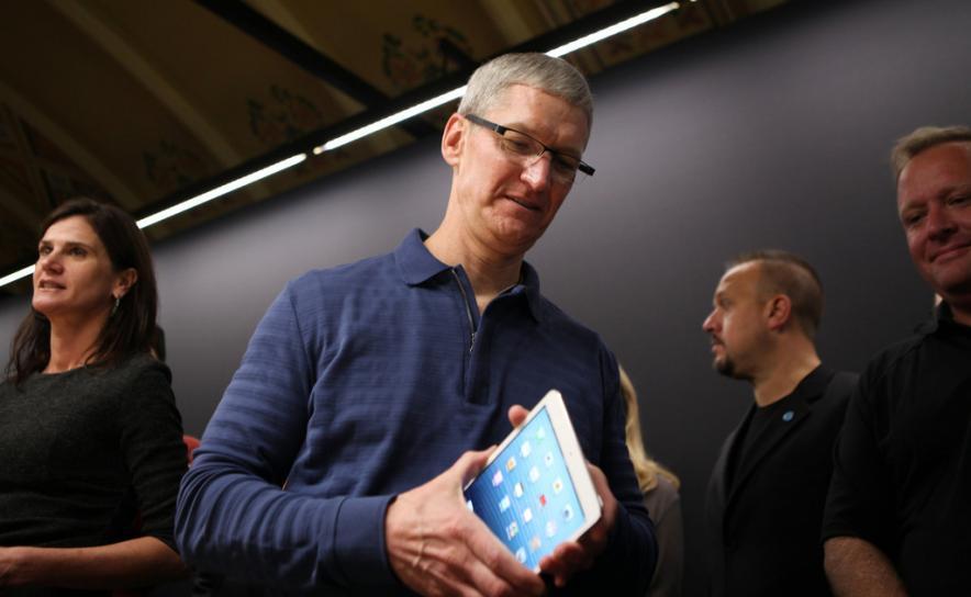 Apple уже не самая уважаемая компания в мире