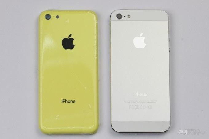 Сравнение бюджетного iPhone с iPhone 5