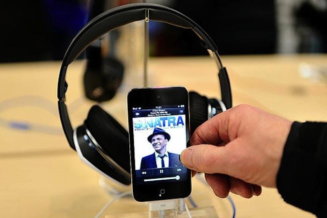 «ВКонтакте» скоро составит конкуренцию iTunes Store?