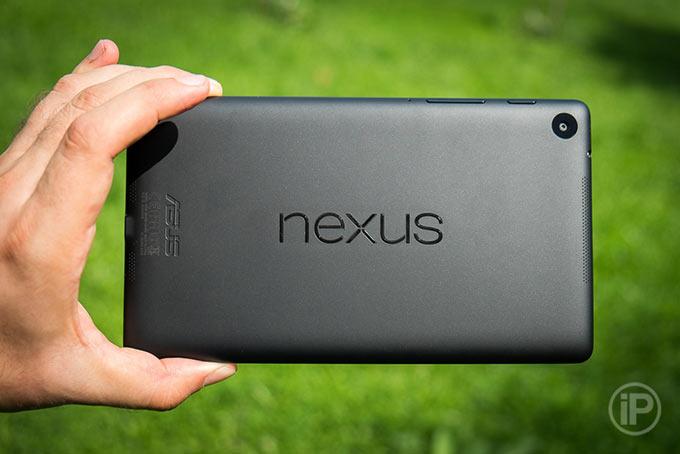 Обзор планшета Google Nexus 7 второго поколения