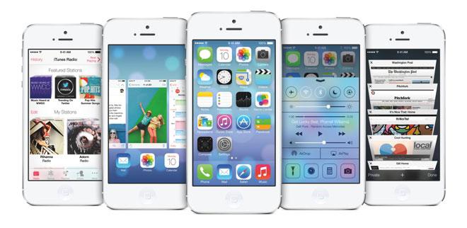 95% разработчиков адаптируют свой софт под iOS 7 и более половины приложений будут работать только с ней