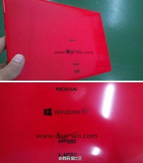 Планшет Nokia Sirius: 10,1-дюймовый планшет с Windows RT