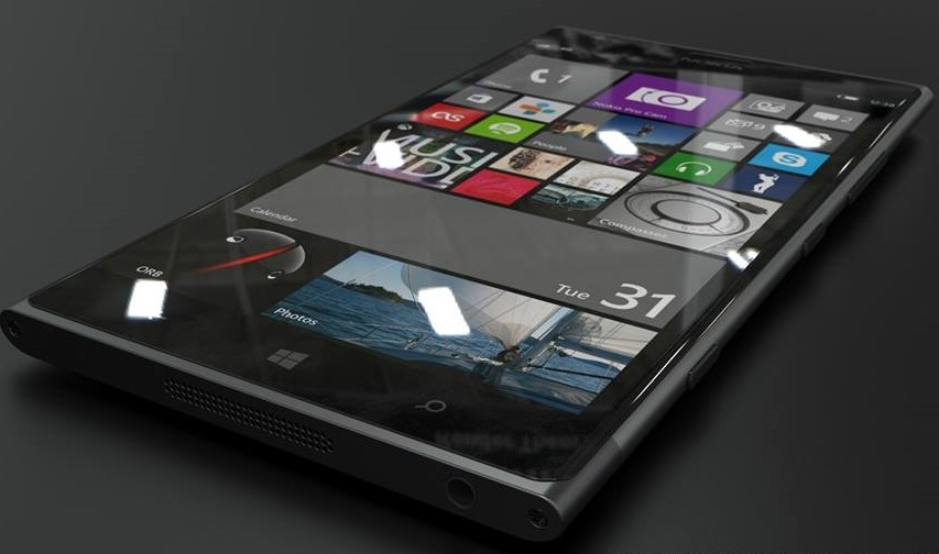Nokia Bandit: 6-дюймовый Full HD смартфон с мощной камерой