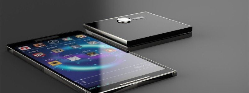 Samsung GALAXY S5 может получить металлический корпус