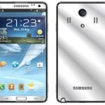 Samsung GALAXY Note III выйдет в трех цветах и только с чипом Qualcomm