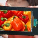 LG показала невероятный дисплей для смартфонов
