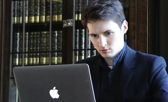 В App Store появился мессенджер от Павла Дурова