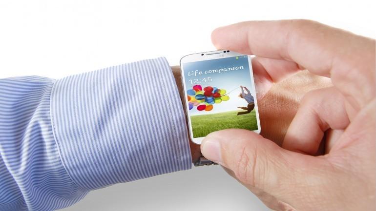 """Samsung представит свои """"умные"""" часы 4 сентября"""