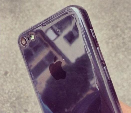 Фотографии черного iPhone 5C