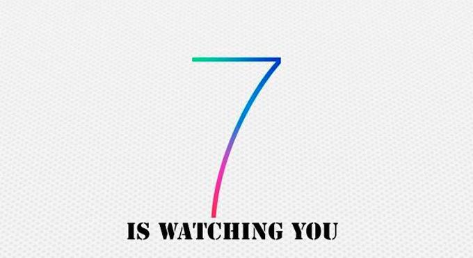 iOS 7 еще активнее собирает информацию о местонахождении пользователей