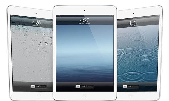 В iOS 7 нашли следы процессоров Samsung и обновленного iPad mini без дисплея Retina