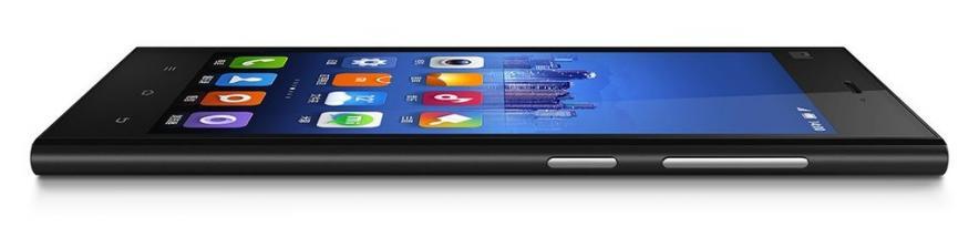 Xiaomi MI3 — мощный флагман по удивительно низкой цене