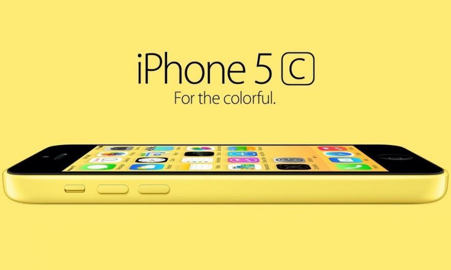 Apple iPhone 5c не вызвал ажиотажный спрос у потребителей