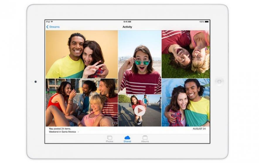Сегодня стартует обновление Apple iOS 7