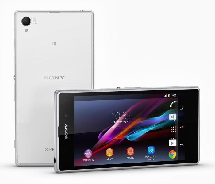 Стала известна цена Sony Xperia Z1