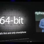 64-битный процессор в iPhone 5s назвали рекламным ходом
