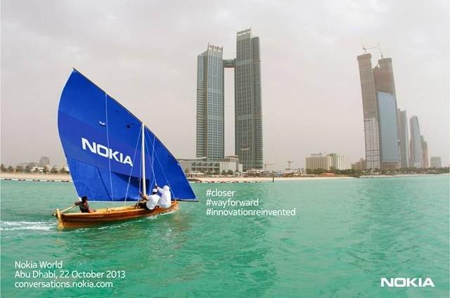 22 октября Nokia представит в Абу-Даби сразу 6 новых устройств