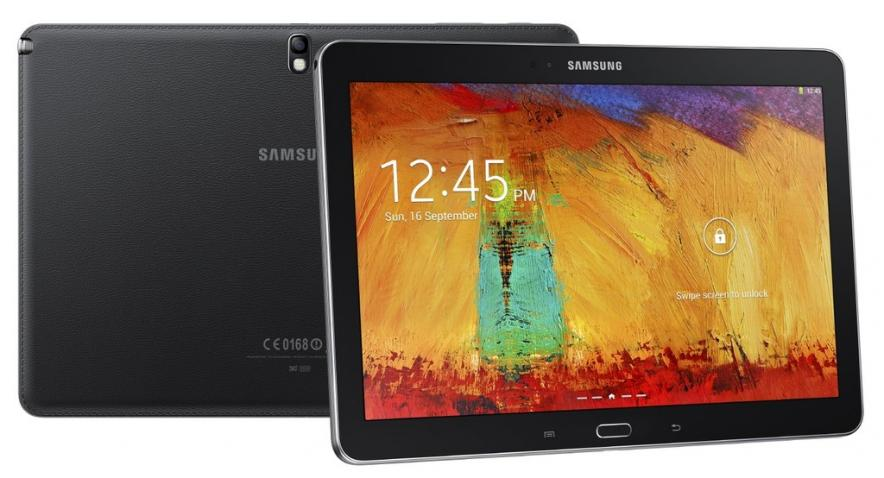 Samsung представила планшет GALAXY Note 10.1 2014 Edition