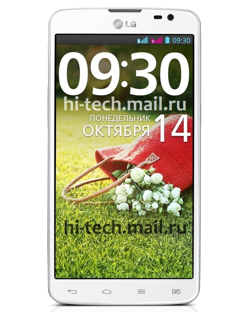 Эксклюзив. LG G Pro Lite Dual: фото, характеристики, стоимость