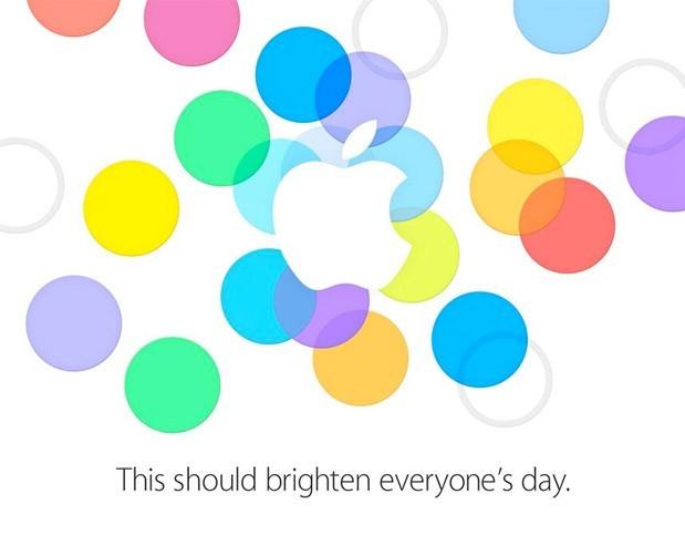 Официально: Apple представит iPhone 5S и iPhone 5C 10 сентября