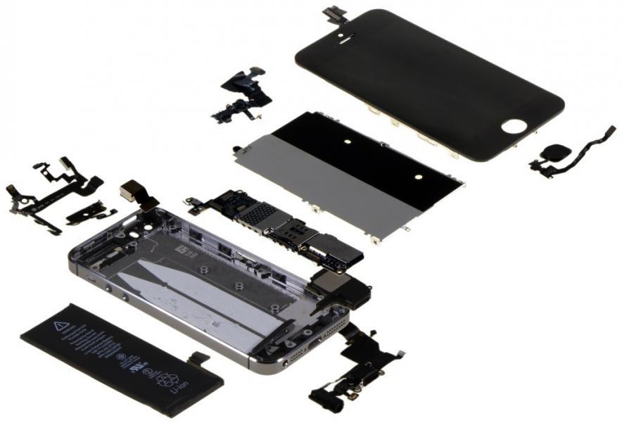 Подсчитана себестоимость iPhone 5c и iPhone 5s