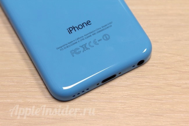 iPhone 5c набирает популярность в США