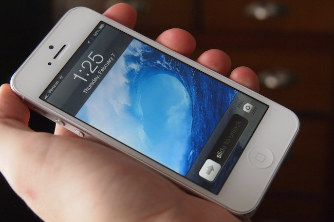 Apple запатентовала новые способы разблокировки экрана