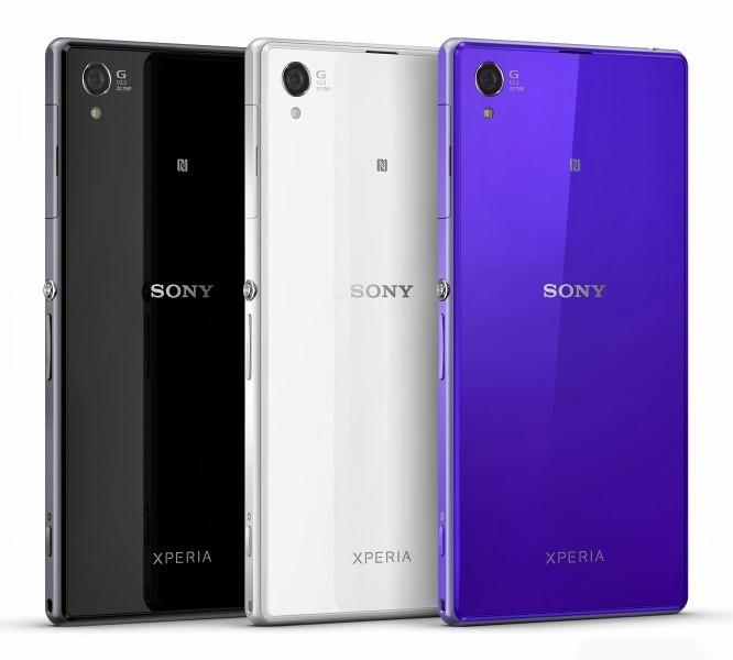 Официально: Sony представила Xperia Z1
