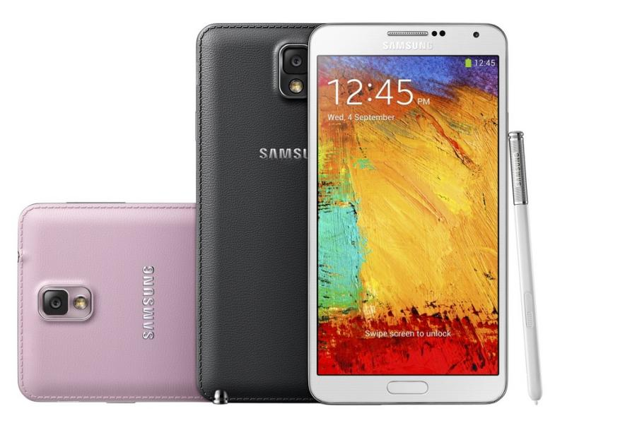 Samsung GALAXY Note 3: мощная начинка и расширенные возможности S Pen