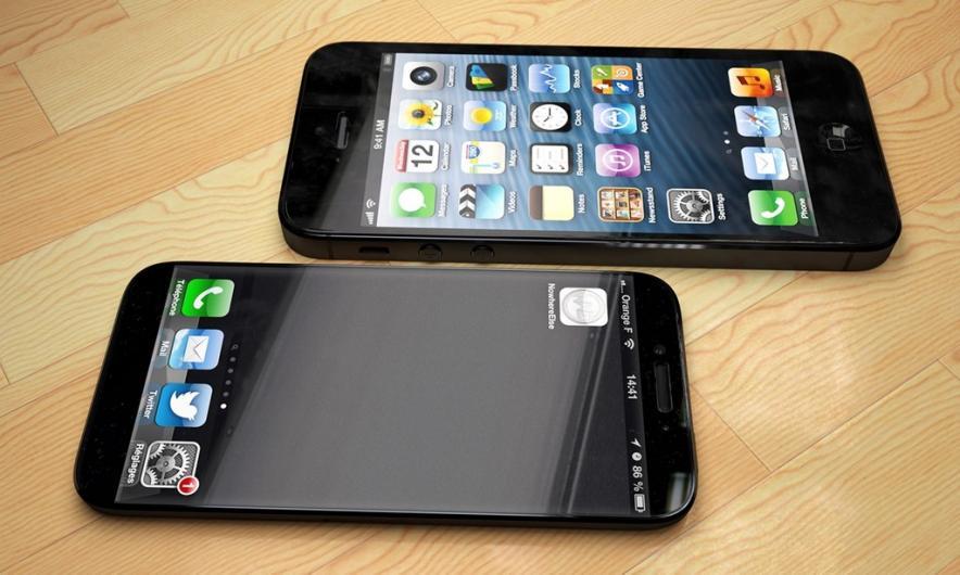 Apple планирует выпустить 6-дюймовый iPhone