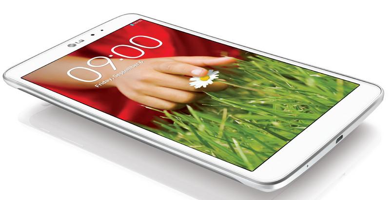 LG официально представила планшет G Pad 8.3