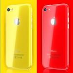 Фото разноцветных iPhone 5C в коробках