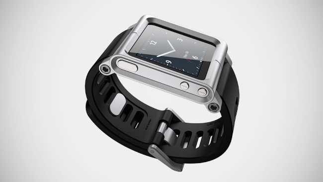 iPod Nano и Samsung Galaxy Gear: Ведь у Apple уже есть часы