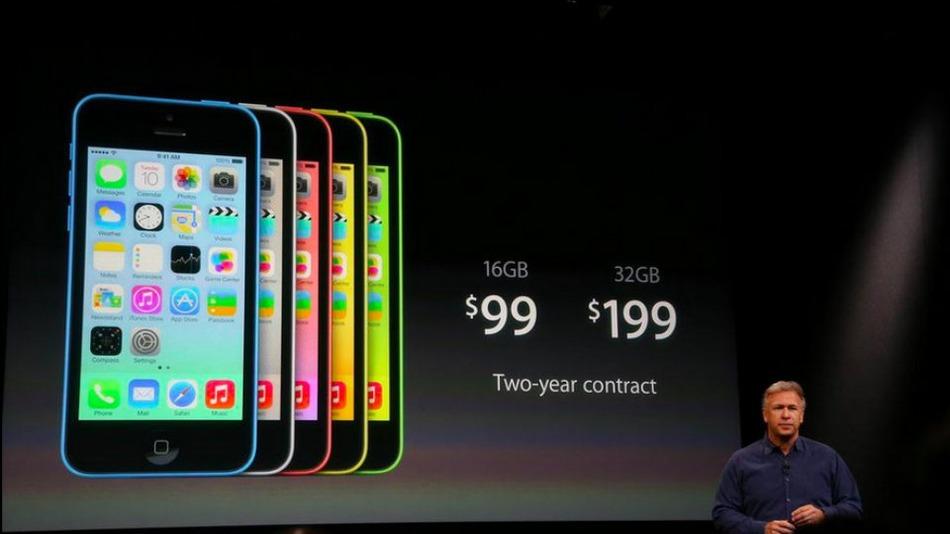 Nokia стебанулась с Apple за имитацию их линейки Lumia