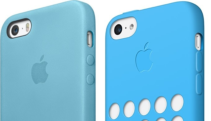 Apple представила чехлы для iPhone 5s и iPhone 5c