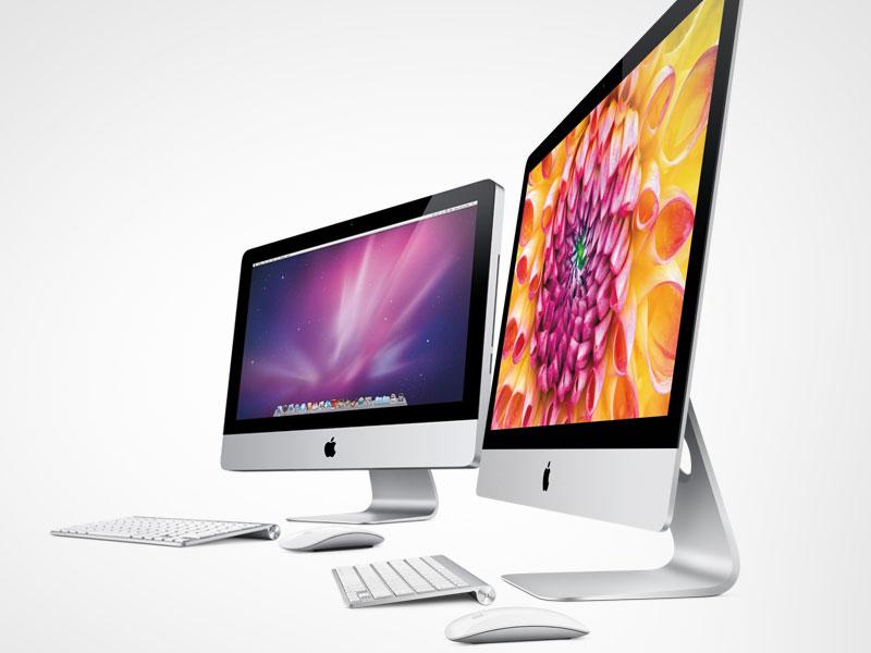 Apple обновила линейку iMac