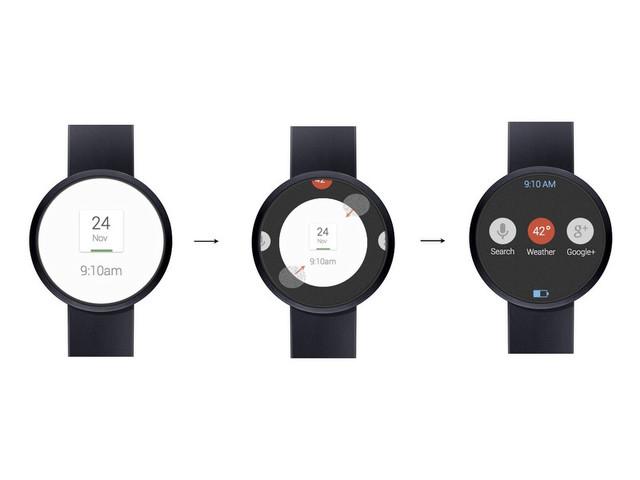 """Google готовится показать собственные свои """"умные"""" часы"""