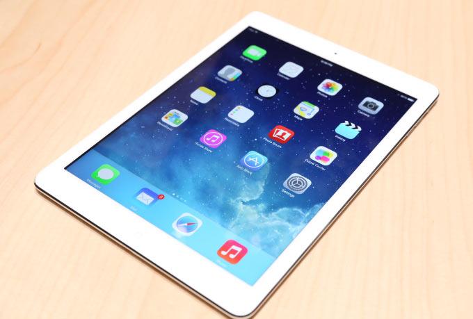 Retina iPad mini и iPad Air — первые впечатления прессы