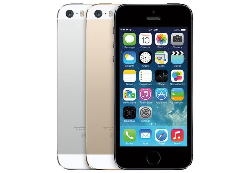 Россияне отдают предпочтение Apple iPhone 5s