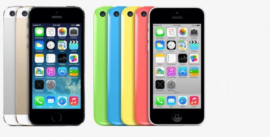 Apple iPhone 5s и iPhone 5c официально появятся в России 25 октября