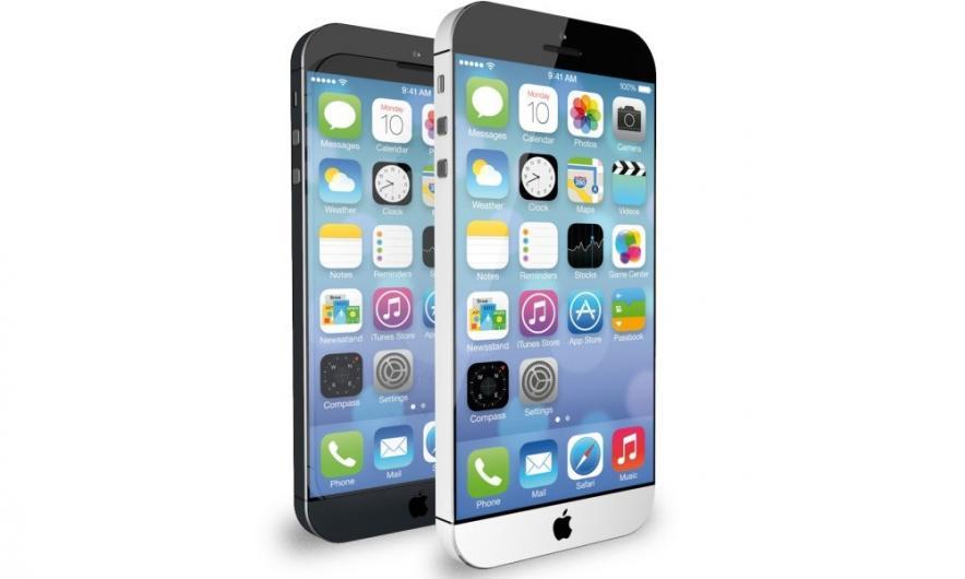 Apple iPhone 6 может получить 5-дюймовый Full HD дисплей