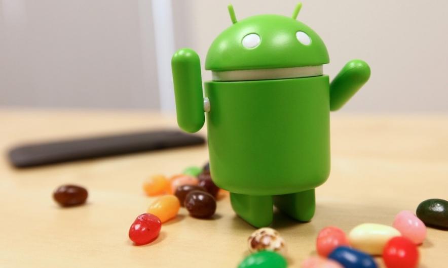 Android Jelly Bean — почти на половине устройств с мобильной ОС Google