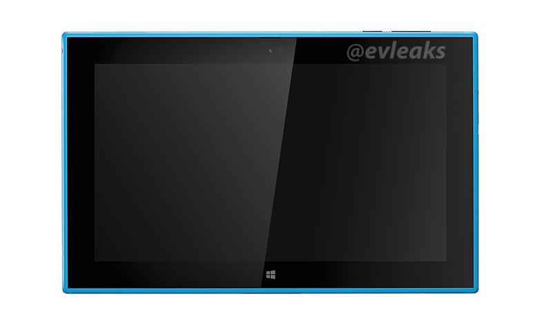 Планшет Nokia Lumia 2520 выйдет в 4 цветах