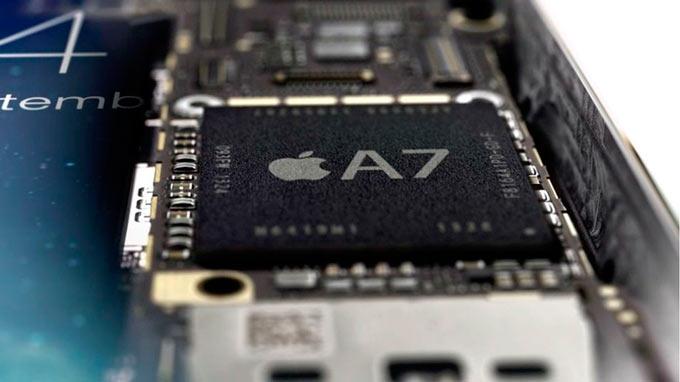 При производстве процессоров А8 вновь не обойдется без Samsung