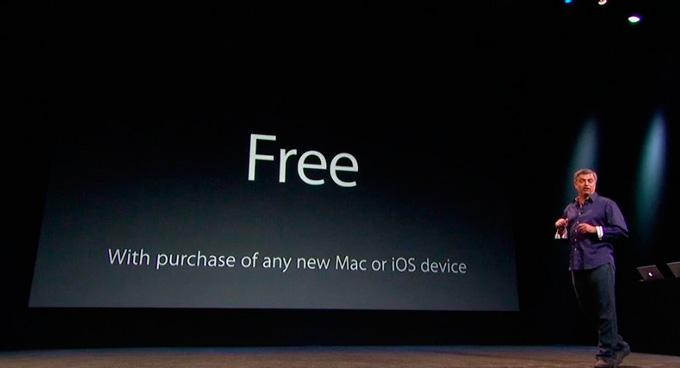 Почему Apple решила сделать собственные приложения бесплатными