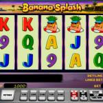 Игровой автомат Banana Splash – новый хит от команды Gaminator Novomatic